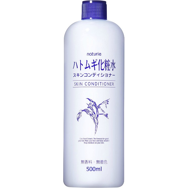 ハトムギ化粧水 スキンコンディショナー 500ml